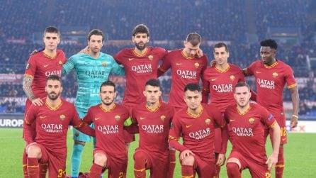 Europa League, le immagini più belle di Roma-Wolfsberger