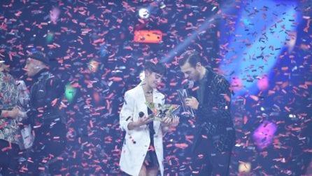 Sofia Tornambene vince X Factor 13, le foto della proclamazione