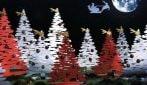 I 10 alberi di design più incredibili per Natale