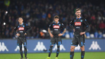 Serie A 19-20, le immagini di Napoli-Parma