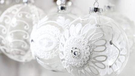 Palline all'uncinetto per Natale: le idee a cui ispirarsi