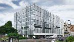 Nei nuovi uffici Amazon a Milano