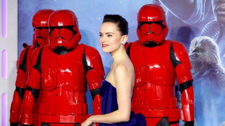 Star Wars: L'ascesa di Skywalker: il cast all'anteprima europea a Londra