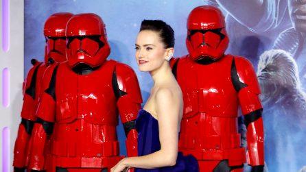 Star Wars: L'ascesa di Skywalker: il cast all'anteprima europea a Londra