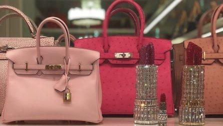I prezzi delle borse rosa di Kylie Jenner