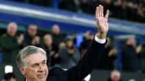 L'esordio di Carlo Ancelotti con l'Everton