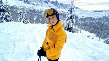 Chiara Ferragni, i (costosi) look per le vacanze di Natale 2019