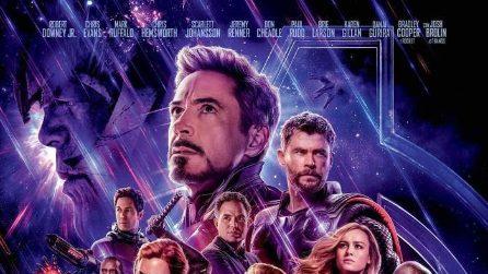 Le locandine dei film di maggiore incasso del 2019
