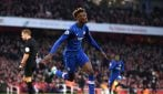 Premier League, le immagini di Arsenal-Chelsea