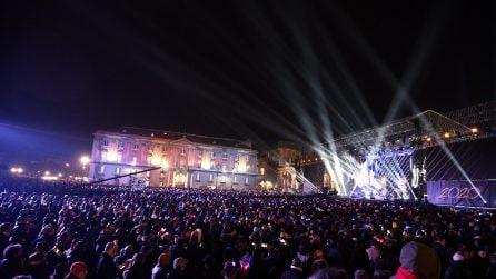 Capodanno 2020 Napoli: festa grande in piazza Plebiscito con Silvestri e Bollani