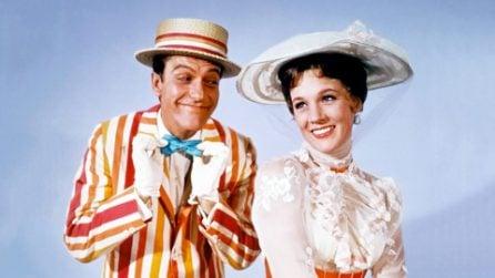 Il cast di Mary Poppins a 55 anni dal successo del film Disney