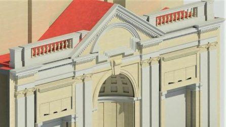 Napoli, il progetto di restyling della Galleria Vittoria