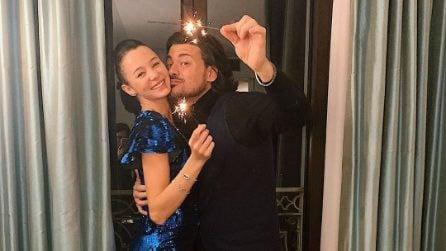 Le foto di Vittorio Grigolo e Stefania Seimur
