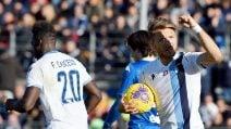 Serie A, le immagini di Brescia-Lazio