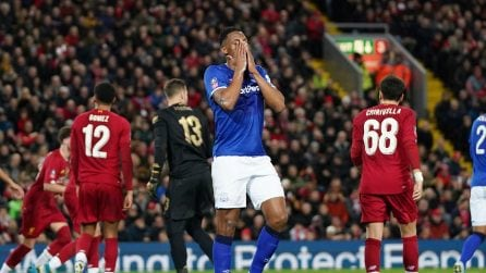 Liverpool-Everton, derby di Fa Cup: 1-0