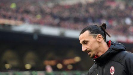 Milan-Sampdoria, il ritorno di Zlatan Ibrahimovic a San Siro