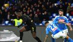 Serie A, le immagini più belle di Napoli-Inter