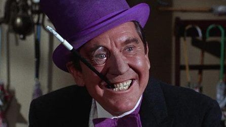 Batman, tutti gli attori che hanno interpretato il Pinguino