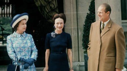 Le foto di Wallis Simpson e Edoardo VIII prima e dopo lo 'scandaloso' matrimonio
