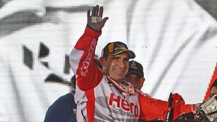 Paulo Gonzales, le ultime foto alla Dakar 2020