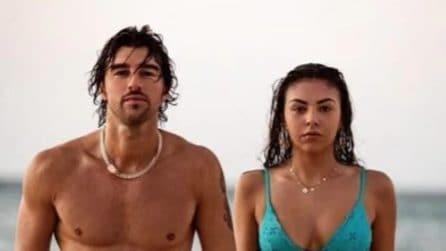 Le foto di Andrea Damante e Claudia Coppola