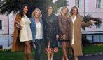 Sanremo 2020, i look delle presentatrici alla prima conferenza