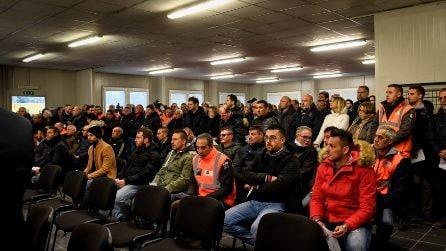 """Milano, commemorazione per l'operaio morto nel cantiere della M4: """"Una tragica fatalità"""""""