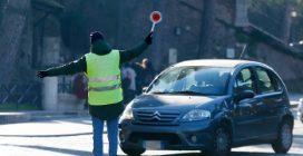 Blocco del traffico a Roma: i controlli sui veicoli in circolazione