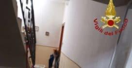 Frana a Castel Giubileo: salvate 11 persone