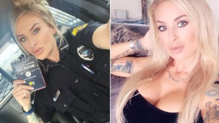 Poliziotta, modella e influencer: la bella Victoria si divide tra le sue grandi passioni