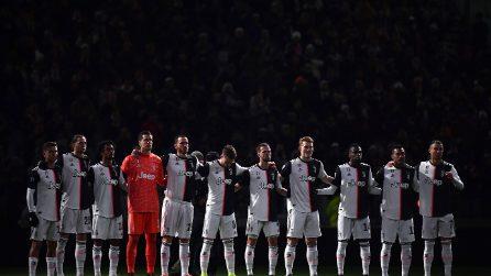 Serie A, le immagini di Juventus-Parma