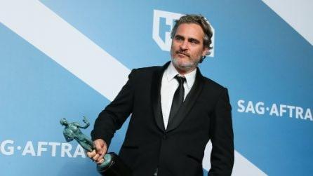 Le foto dei vincitori dei SAG Awards 2020