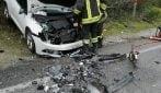 Ostia, scontro tra tre auto sulla Litoranea: feriti due passeggeri, uno è grave
