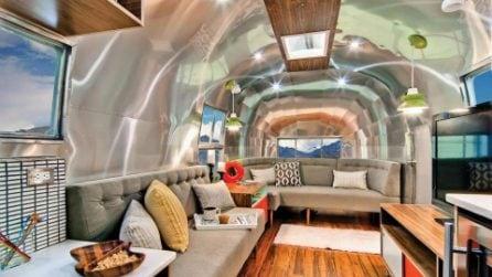 Il vecchio Western Pacific Airstream è stato trasformato nella casa mobile ideale