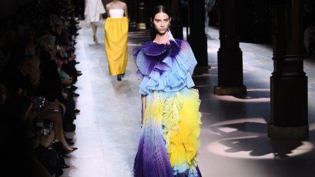 Givenchy collezione Haute Couture Primavera/Estate 2020