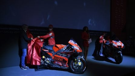 MotoGP 2020, le foto della presentazione Ducati a Bologna