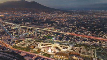 Maximall Pompeii, apre nel 2021 il centro commerciale più grande del Sud Italia