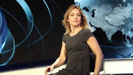Laura Chimenti, la trasformazione dal Tg1 a Sanremo