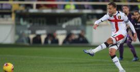 Serie A 2019/2020, le immagini di Fiorentina-Genoa