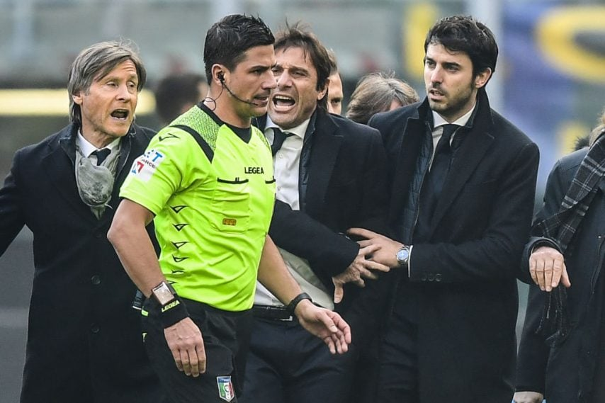 Antonio Conte faccia a faccia con l