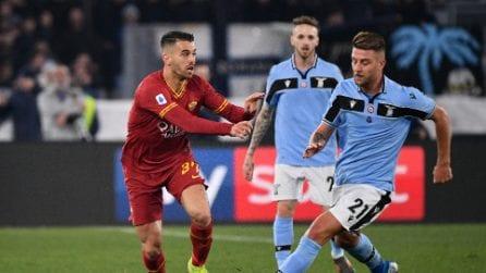 Serie A, le immagini più belle di Roma-Lazio