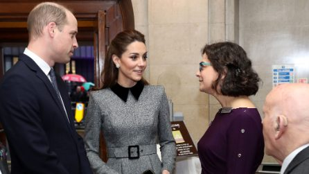 Kate Middleton, il primo look riciclato del 2020