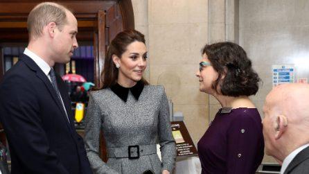 Kate Middleton, il primo look riciclato del 2020