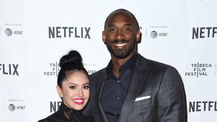 Le foto di Vanessa Laine con Kobe Bryant