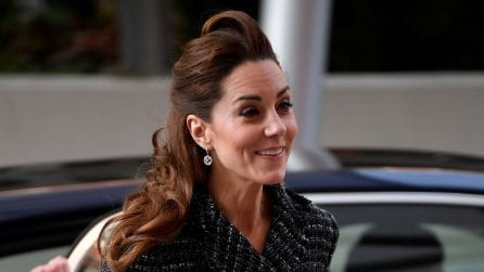 Kate Middleton rischia l'incidente hot