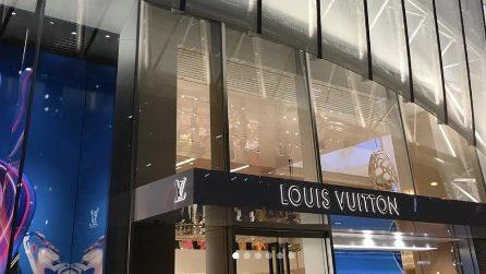Il nuovo store Louis Vuitton a Osaka