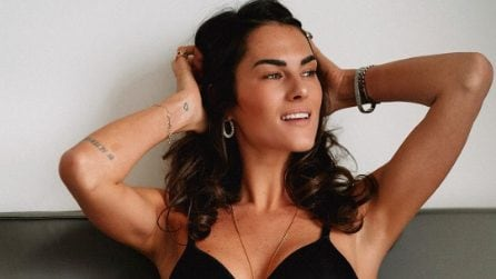 I tatuaggi di Francesca Sofia Novello