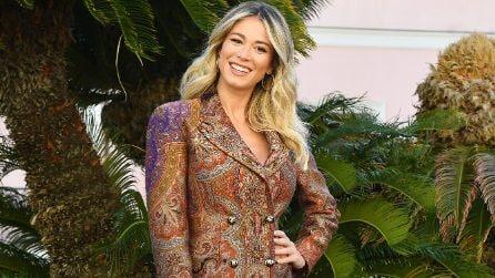 Sanremo 2020, i look di Diletta Leotta
