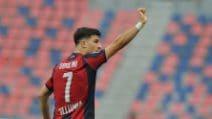 Serie A 19-20, le immagini di Bologna-Brescia