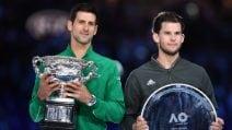 Djokovic vince gli Australian Open, battuto Thiem